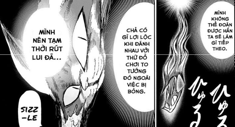 Xem truyện One Punch Man Chap 162 (Vietsub)
